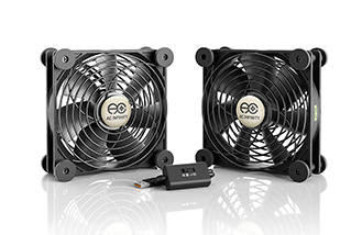This Ultra Quiet Cooling Fan Is Popular In A Variety Of Electronics And  Components Such As Receivers, DVRs, Video Game Consoles, Modems, Computers,  ...